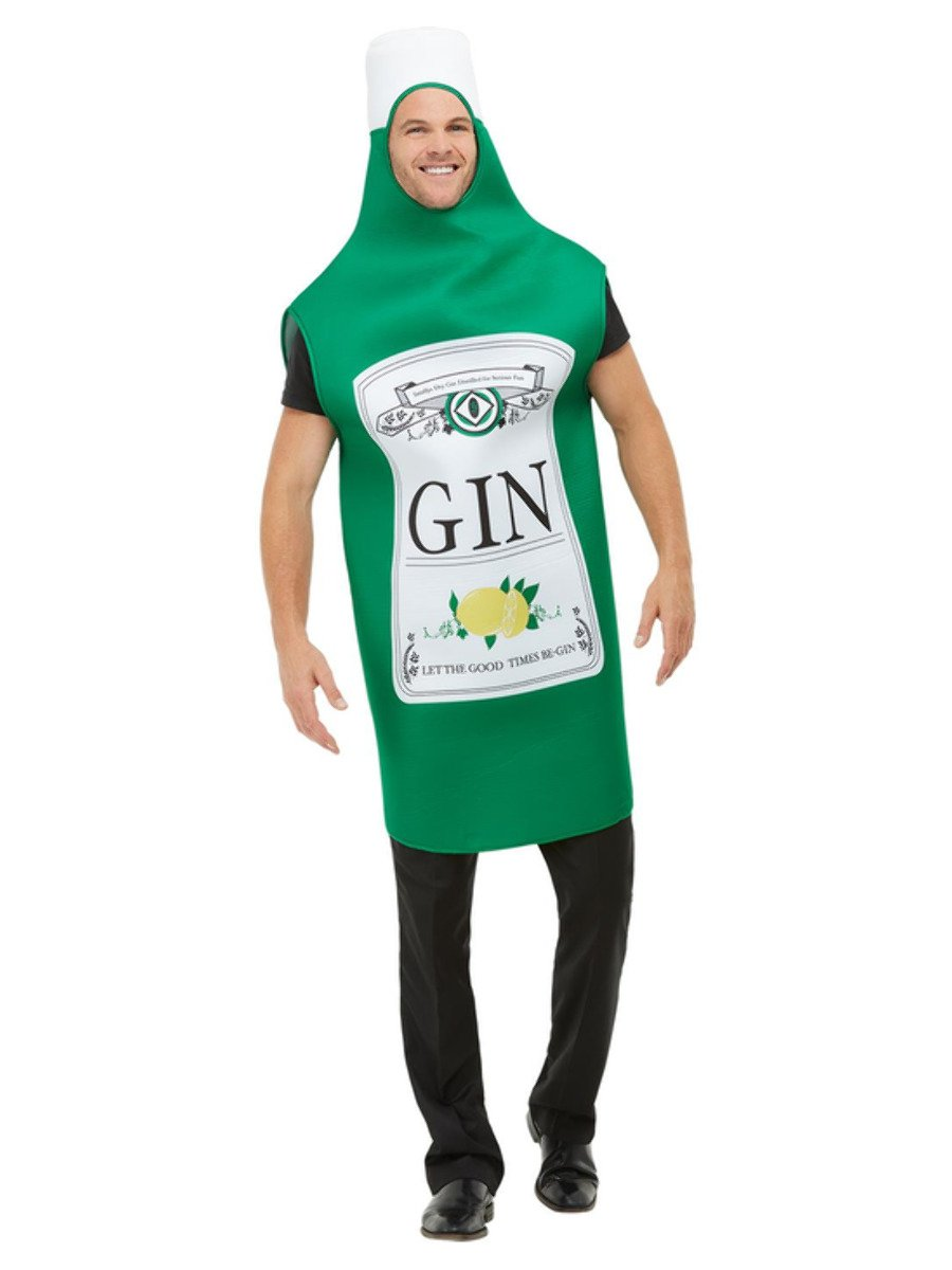 Gin Bottle Costume