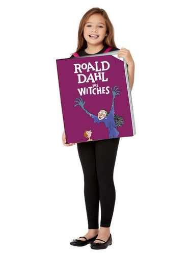 Roald Dahl The Witches Book Cover Costume, Tabard