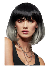 Load image into Gallery viewer, Manic Panic® Alien Grey™ Ombre Glam Doll Wig