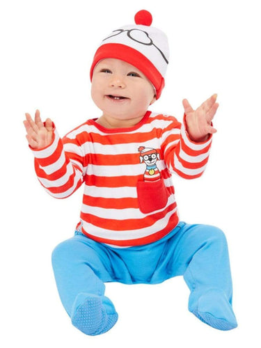 Where's Wally? Baby Costume