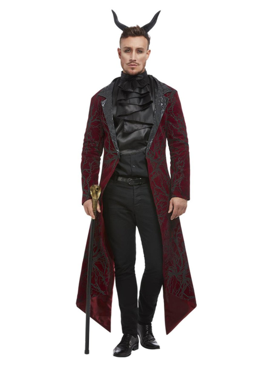 Deluxe Devil Costume, Red