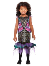 Load image into Gallery viewer, Toddler Dark Mermaid Costume