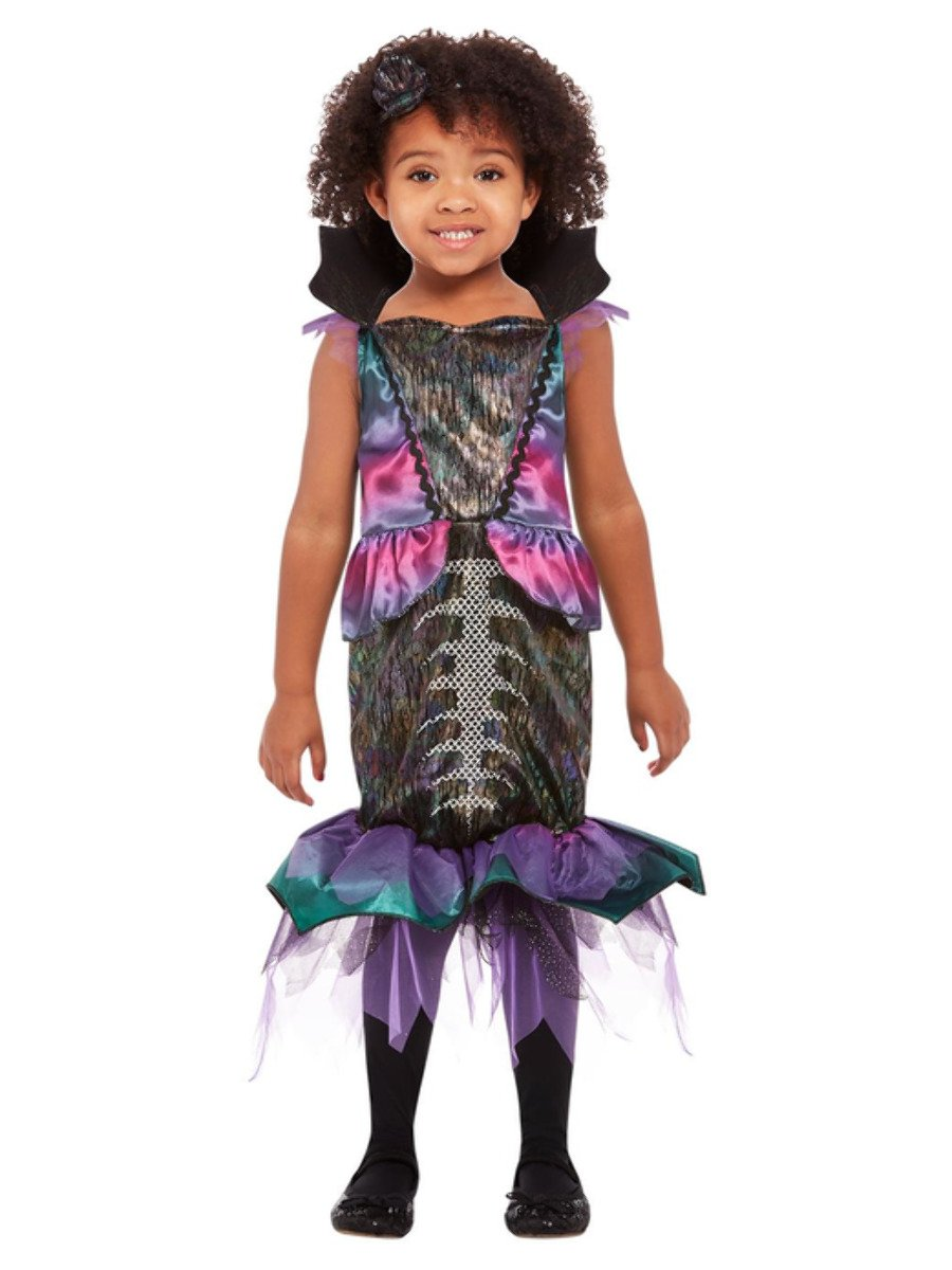 Toddler Dark Mermaid Costume