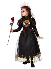 Load image into Gallery viewer, Deluxe Day of the Dead Sacred Heart Bride Costume