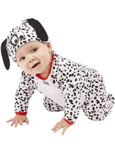 Load image into Gallery viewer, Dalmatian Baby Costume