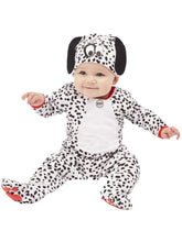 Load image into Gallery viewer, Dalmatian Baby Costume Alt1