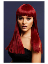 Load image into Gallery viewer, Fever Alexia Wig, Ruby Red