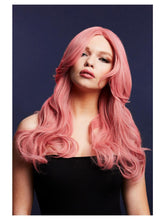 Load image into Gallery viewer, Fever Nicole Wig, Ash Pink