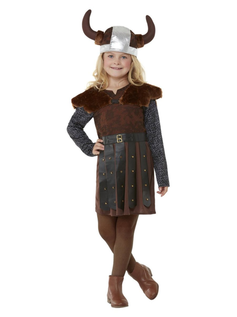 Viking Costume, Girls
