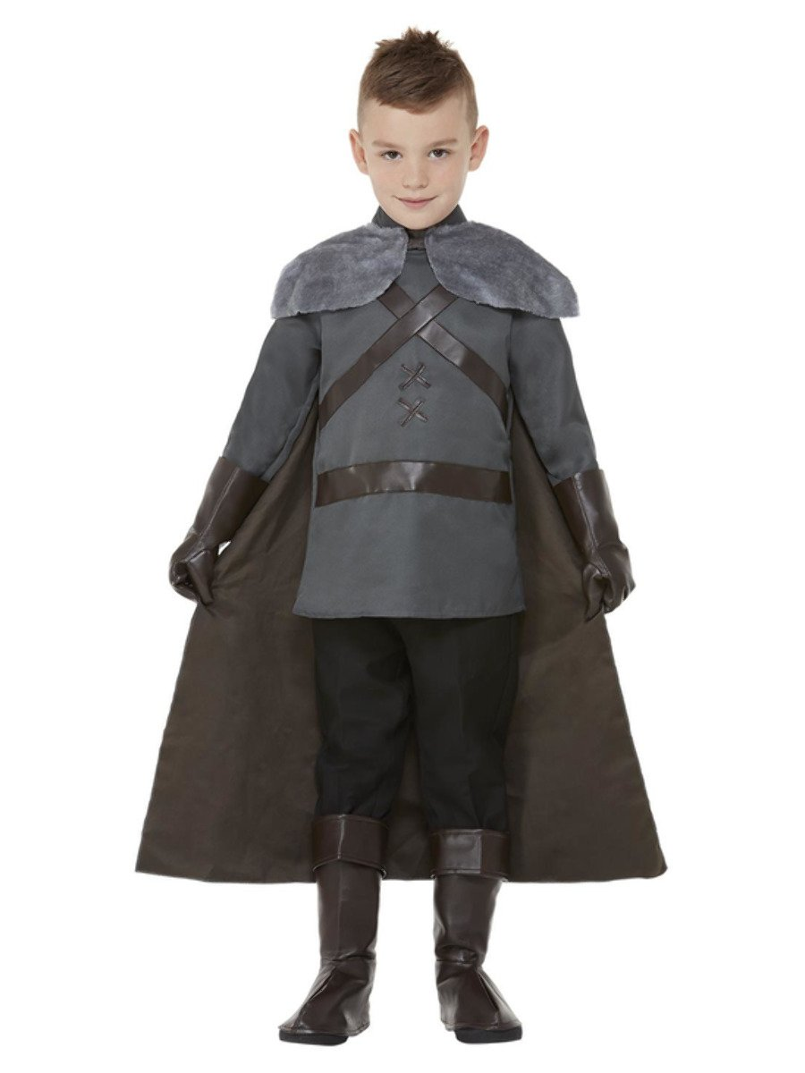 Boys Deluxe Medieval Lord Costume