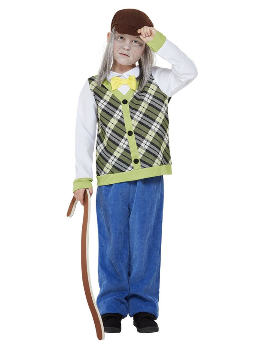 Boys Old Man Costume