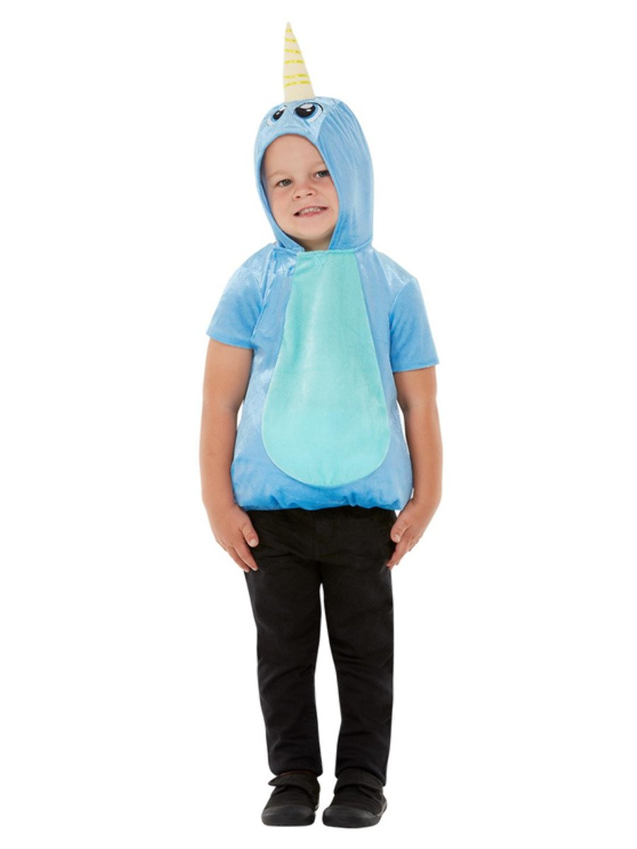Toddler Narwhal Costume