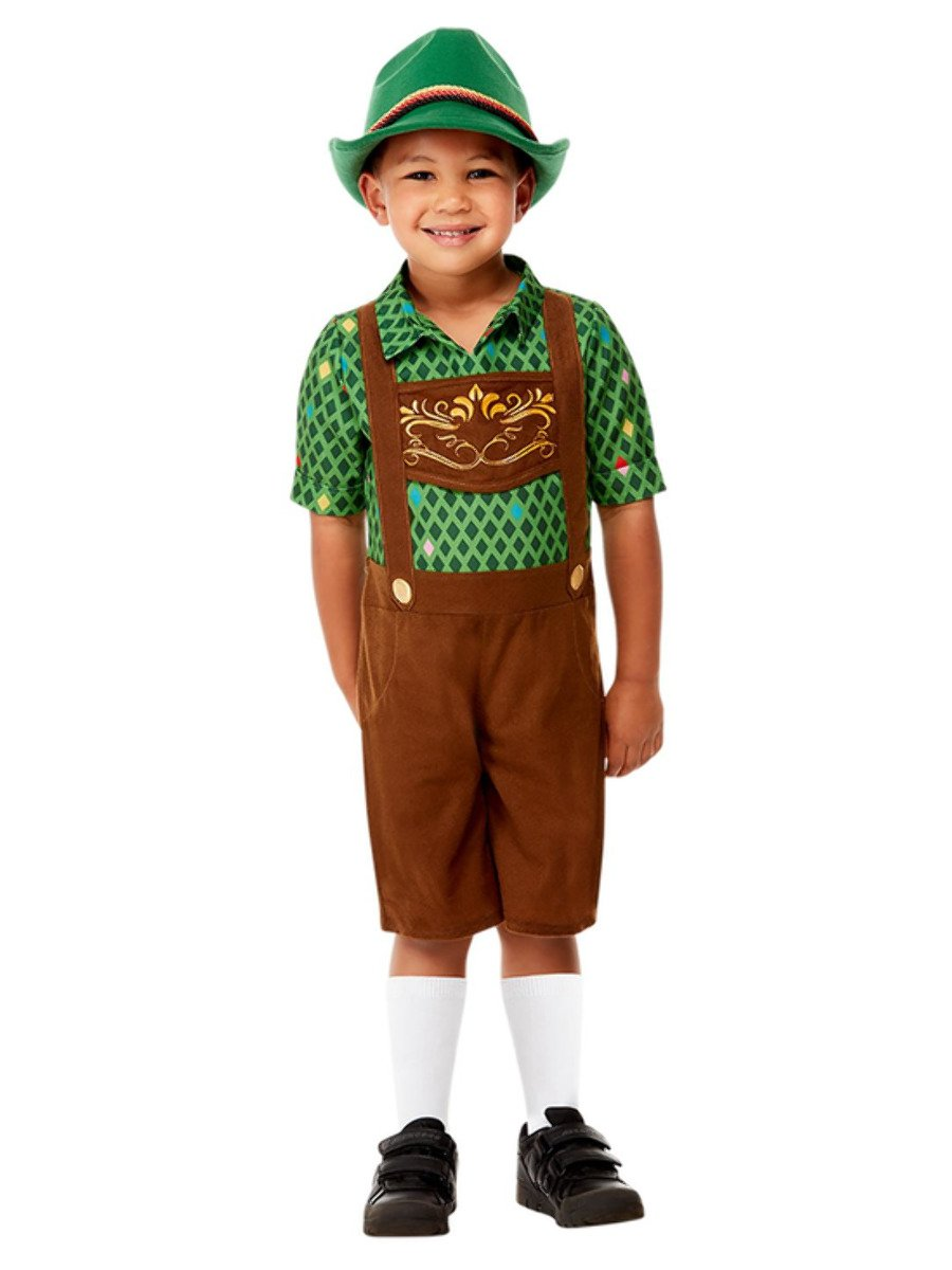 Toddler Hansel Costume