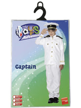 Load image into Gallery viewer, Captain Costume, Child Alternative View 2.jpg