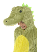 Load image into Gallery viewer, Crocodile Costume, Child, Small Alternative View 1.jpg