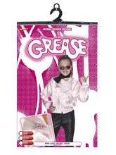 Load image into Gallery viewer, Grease Pink Ladies Jacket, Child Alternative View 3.jpg