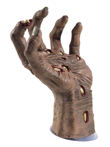 Latex Rotting Zombie Hand Prop