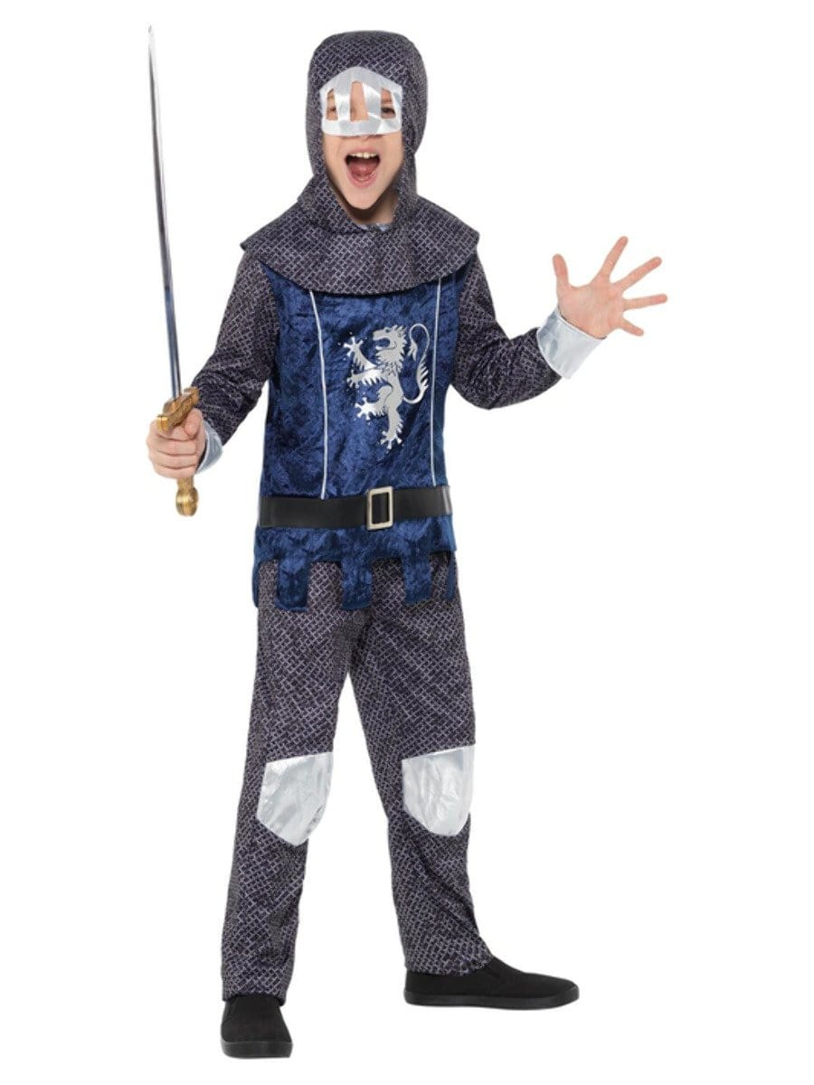 Medieval Knight Boy Costume