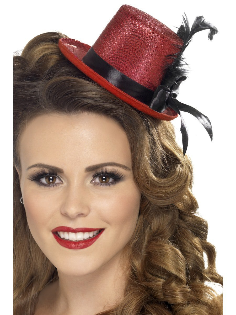 Mini Tophat, Red
