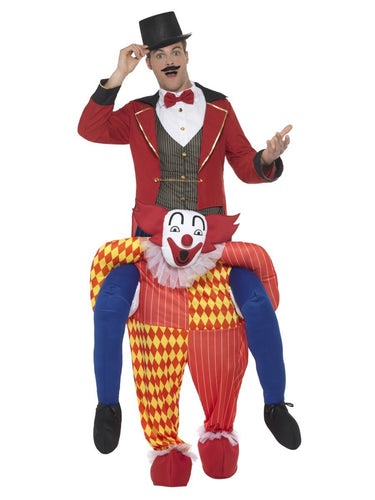 Piggyback Clown Costume Alternative View 1.jpg