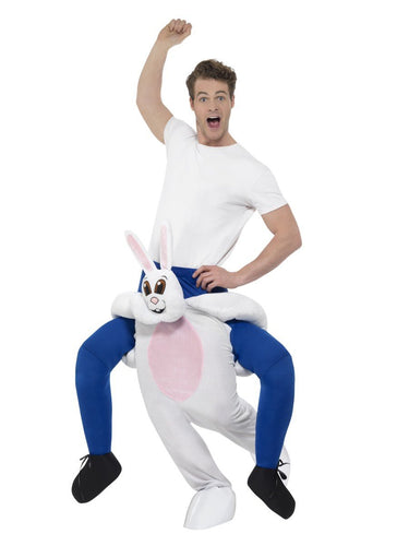 Piggyback Rabbit Costume