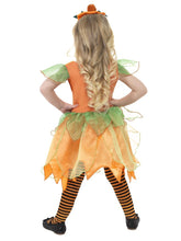 Load image into Gallery viewer, Pumpkin Fairy Costume Alternative View 2.jpg