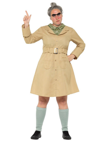 Roald Dahl Deluxe Miss Trunchbull Costume, Adults