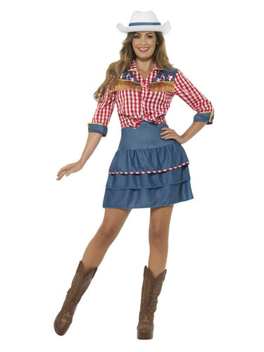 Rodeo Doll Costume