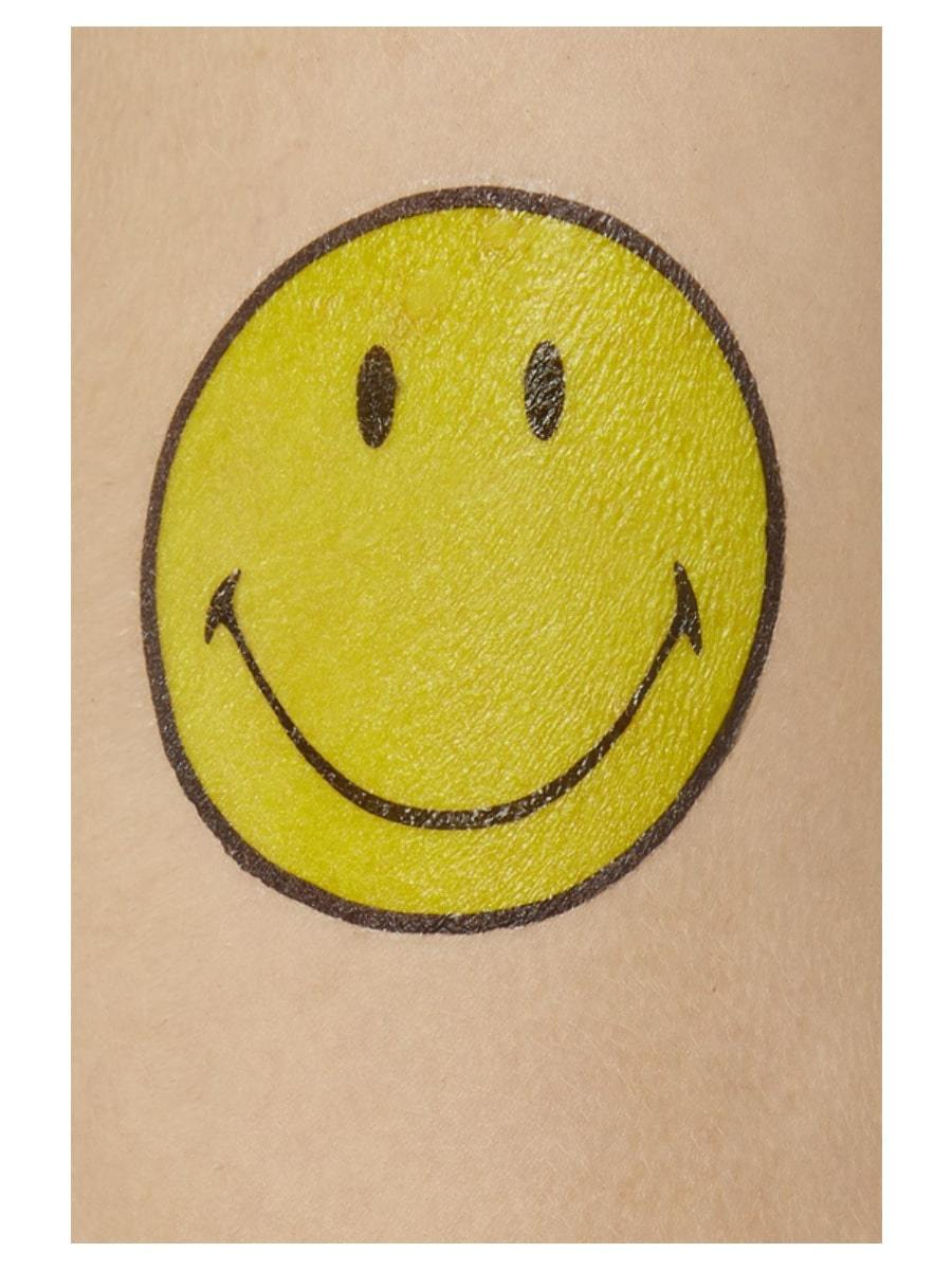 Smiley Transfer Tattoos