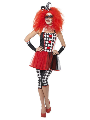 Twisted Harlequin Costume