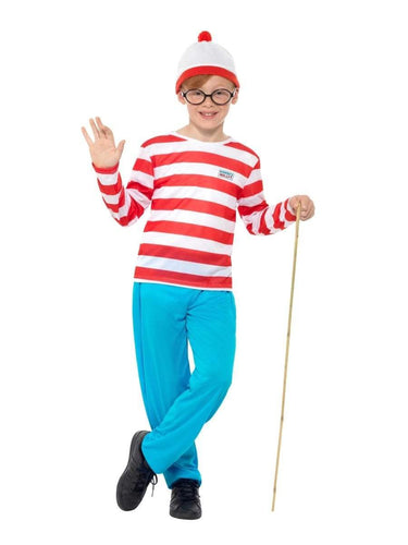 Where's Wally? Costume, Child