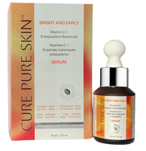 Load image into Gallery viewer, Bright and Early Serum: Vitamin C + 9 Antioxidant Botanicals
