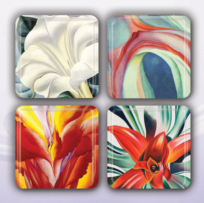 O'Keeffe's Floral Collection