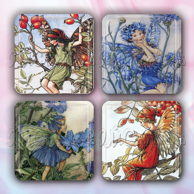 Cicely Barker Collection