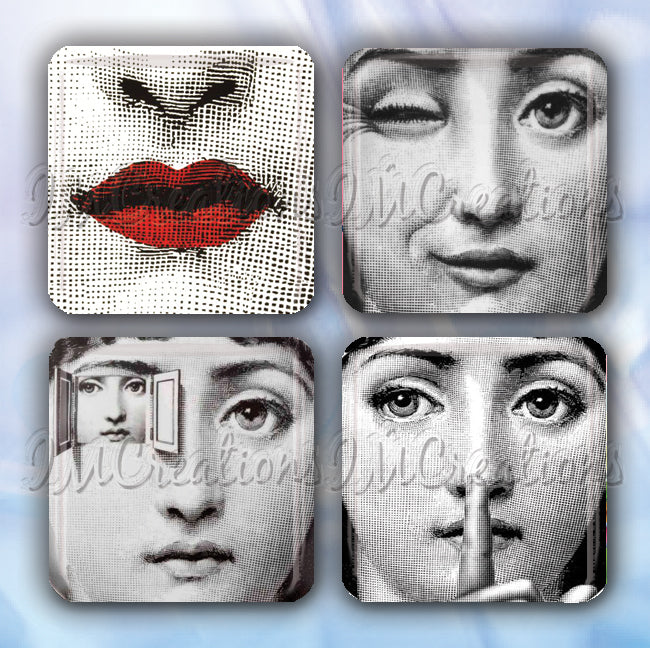 Fornasetti Faces Collection