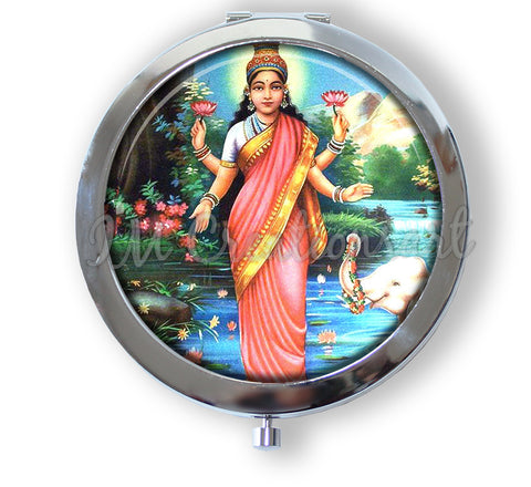 Indian Lakshmi Goddess