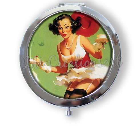 Vintage Pinup Fresh Breeze