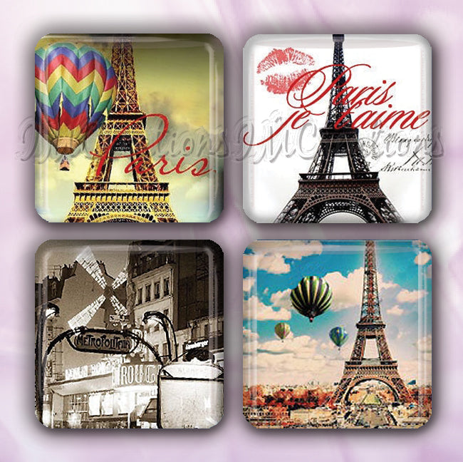 Romantic Paris Collection