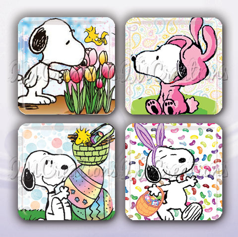A Snoopy Easter Fun