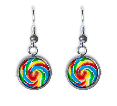 Swirly Sweet Lollipop