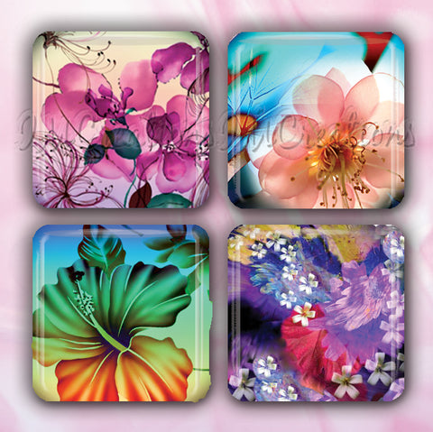 Translucent Floral Collection