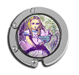 Alice In Wonderland Multicolor Holding Pig