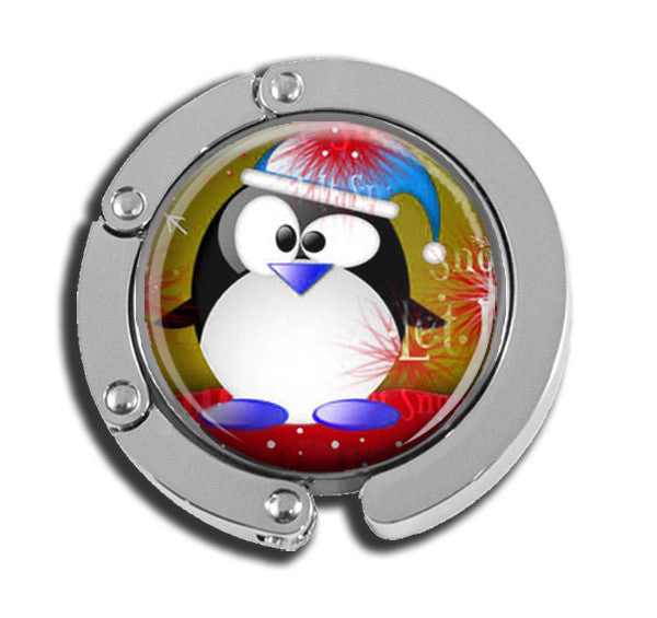 Too Cute Christmas Penguin