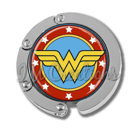 Fierce Wonder Woman