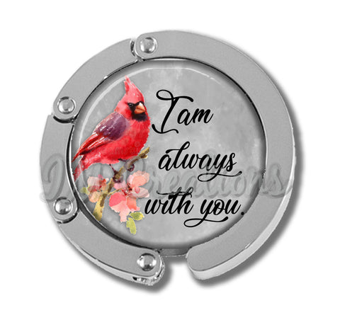Cardinal I am always with you