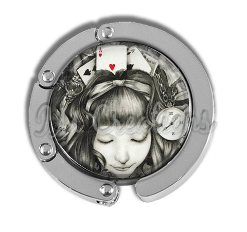 Alice In Wonderland Cards in Head
