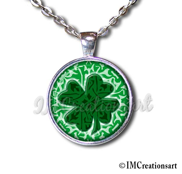 Celtic Green Shamrock