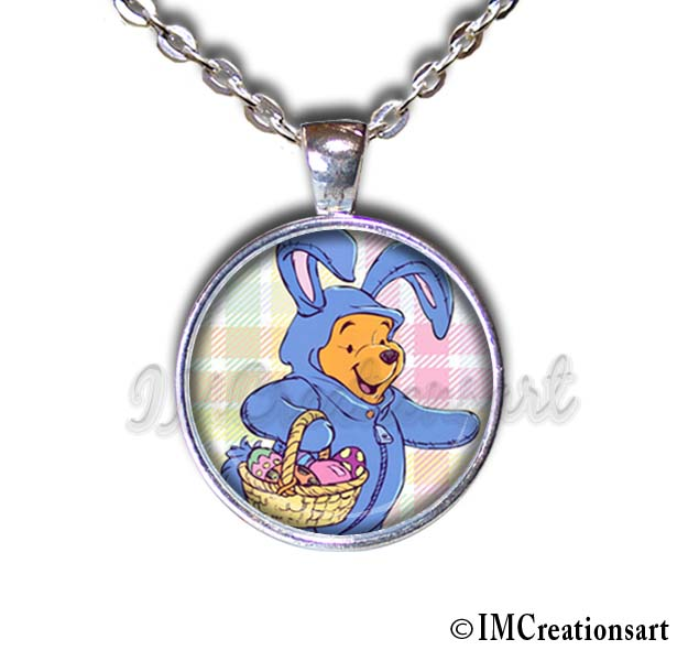 Winnie the Pooh Easter Bunny
