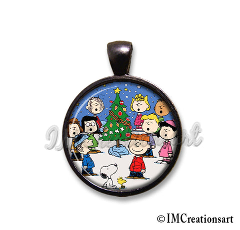 Christmas Snoopy and Gang