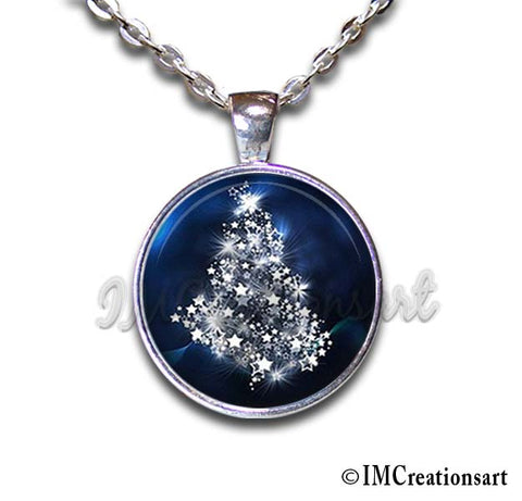 Christmas Tree Deep Blue